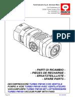 Turbo PM100-Pump
