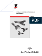 J300-P8 YOKE SHAFT