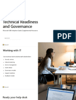 Adoption Guide Supplemental_Technical Readiness and Governance