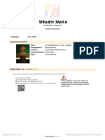 Miladin Mario - Five Bagatelles - 5. Adagio
