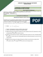 GUIA DE ESTUDIO   15 Definición de Producto Cruz o vectorial