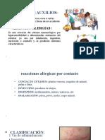 ALERGIAS- PRIMEROS AUXILIOS.pptx
