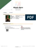 Miladin Mario - 4 Pieces - 2. Liberamente con moto