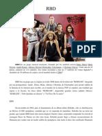 RBD_Discografía