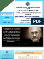 Geografia socioeconomica