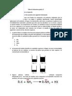 Taller de Soluciones grado 11