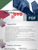 Oyo HR Analysis