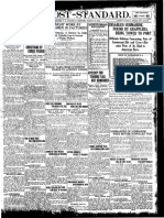 Post Standard Special Section on Suffrage, March 27, 1915