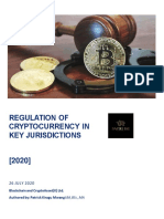 Regulation of Cryptocurrency in Key Jurisdictions