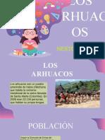 GRUPO LOS ARHUACOS.pptx