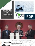 Presentacion OLCA Plan de Reactivacion Economica