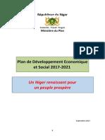 UNDP-NE-PDES 2017-2021
