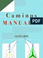 Caminos Manuales_Centros Secundarios