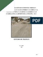 ESTUDIO DE TRAFICO