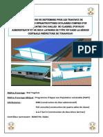 Rapport N°1 PAPV(septembre 2019