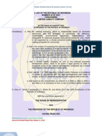 Limited Libiality Company No. 40 2007