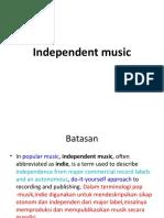 Independet Musik