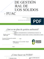 PLAN DE GESTIÓN INTEGRAL DE RESIDUOS SÓLIDOS - FUAC.pptx