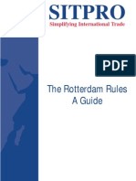 The Rotterdam Rules_A Guide