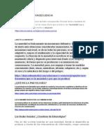Fichas Estereotipos para Proyecto de Investigación