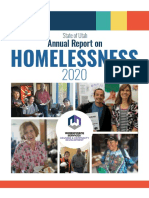 Annual report on homelessness 2020