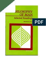 Philophy of Man - Manuel Dy