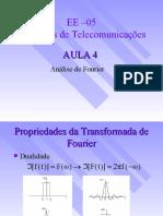 AULA 4 - analise de fourier - filtro passa baixa