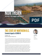 NDIT - Northern Dispatch Aug 12, 2020