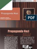 Percy Antony Huacarpuma Huayllani - 4.1 Propaganda Nazi