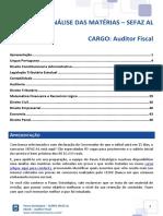 ANÁLISE DAS MATÉRIAS – SEFAZ AL.pdf