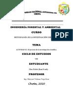 Actividad N° 02 Metodologia de la investigacion