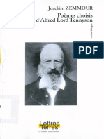 Alfred Tennyson- Poèmes choisis.pdf