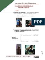 SUBORDINADAS_CONDICIONALES