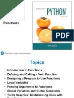 Gaddis Python 4e Chapter 05 PPT