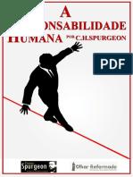 A responsabilidade humana - Spurgeon.pdf