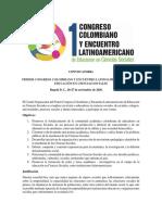 1er Congreso Ciencias Sociales