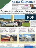 Jornal Da Cidade Aju Edição Digital 12-08-2020