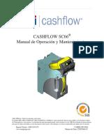 CASHFLOW SC66 - Manual de Operacion y Manto V1.0