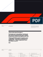 F1 Master Brand Guidelines