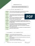 COMBINACIÓN ASPECTO-CASA