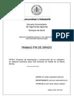 PROYECTO EXPLOTACION Y CONSTRUCCION DE UN CEBADERO EN SISTEMA INTENSIVO