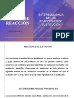 Ruta de reacción