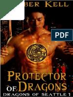 DDS 01 Protector de Dragones book