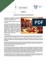Causas de la caida del Tahuantinsuyo 2do CCSS.pdf