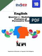 English10_q1_mod1_FeaturesOfPersuasivetext_v3