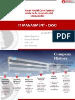 Caso - Carolinas HealthCare System.pptx