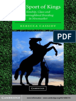 CASSIDY, R. The Sport of Kings..pdf