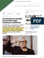 Os transtornos mentais provocados pelas mudanças neoliberais.pdf