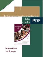 Cuadernillo Taller Horizontes colaboración y autonomía para aprender mejor