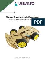Manual Ilustrativo Carro com Eixo Móvel